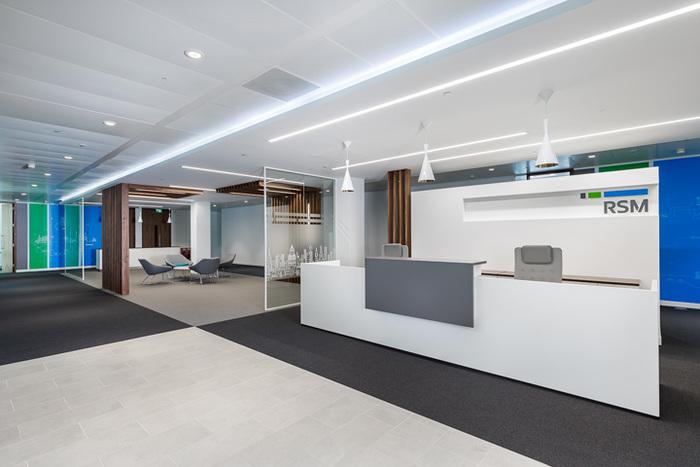 湖南公装公司长沙办公室装修技巧分享效果图