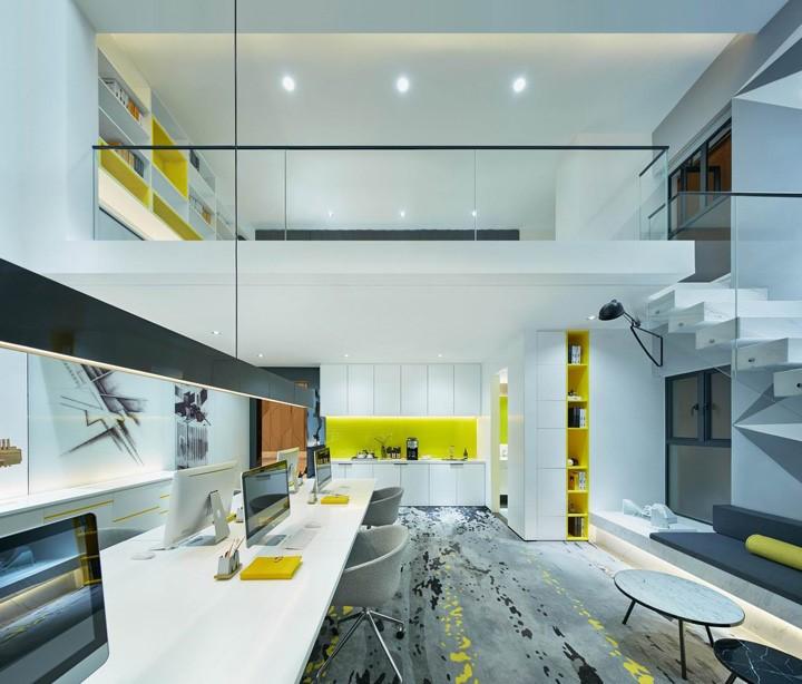 办公室什么装修风格好 2018最流行的长沙办公室装修