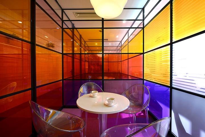 如何配色使长沙办公室装修风水更佳?