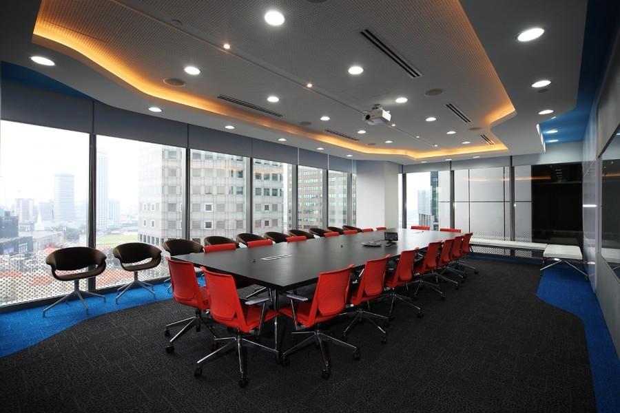 办公室装修环境理念标准 打造良好的工作环境