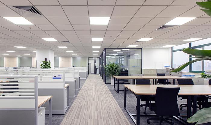 长沙办公室装修设计需规范才能够让企业发展
