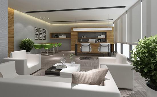 长沙办公室装修设计与长沙店铺设计装修改造维修卓正放大招,百万豪礼任性送