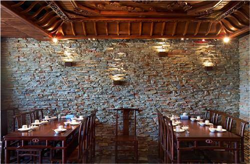 装修案例品味居 ▎餐饮装修装修风格效果图