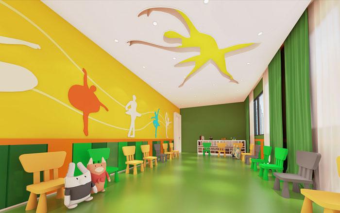 早教中心装修设计