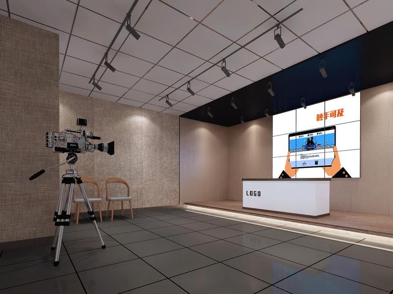 装修案例麦都网络科技 ▎ 中式办公室装修装修风格效果图