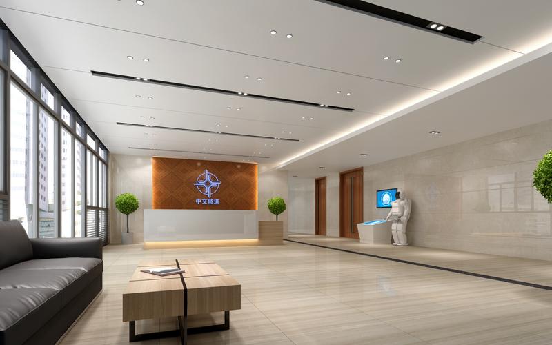 装修案例中交隧道|办公/展厅装修设计装修风格效果图