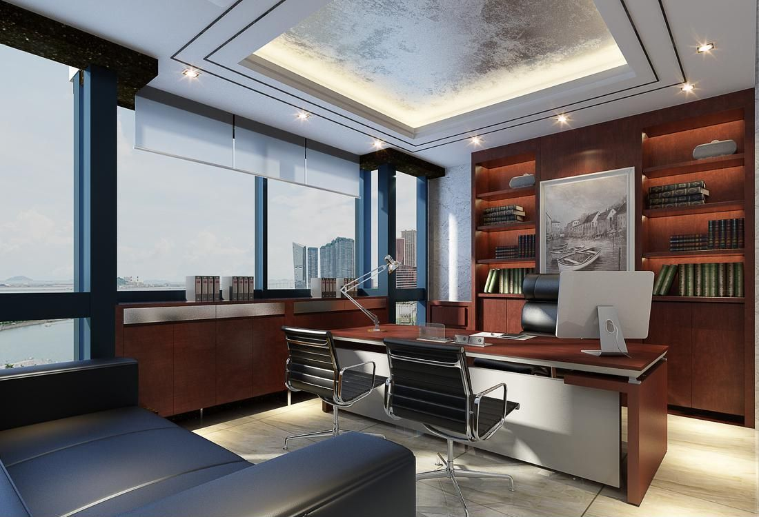 长沙办公室装修设计与长沙店铺设计装修企业动态办公室装修流程