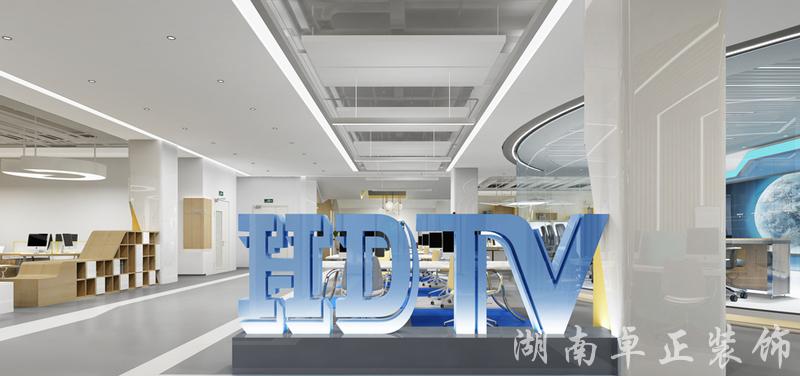 装修案例北上传媒 ▎办公楼装修设计装修风格效果图