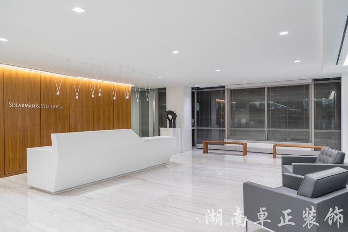 装修案例S&S律所 ▎办公室装修设计装修风格效果图