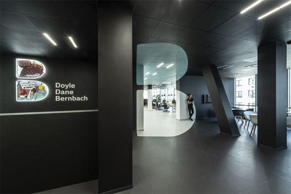 办公室设计中空间划分的种类有哪些