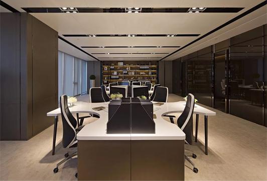 长沙办公室装修设计与长沙店铺设计装修行业动态如何提升企业形象、满足实用功能的小型办公室装修