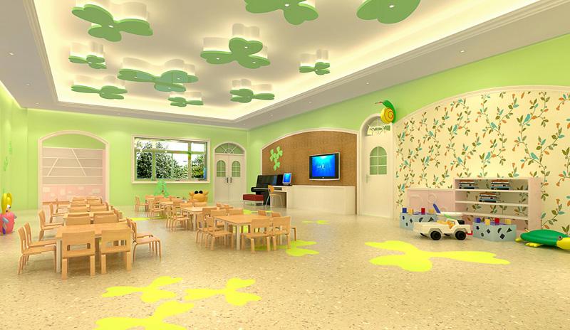 长沙办公室装修设计与长沙店铺设计装修行业动态长沙幼儿园装修设计整体思路总结,值得一看!