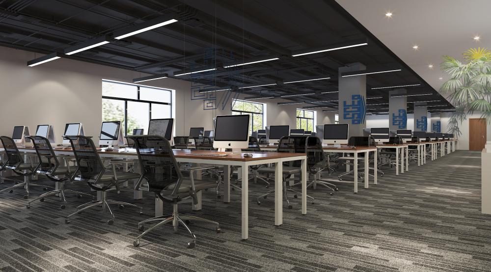 长沙办公室装修设计与长沙店铺设计装修装修风水办公室装饰风水之经营者视觉规划方法探讨