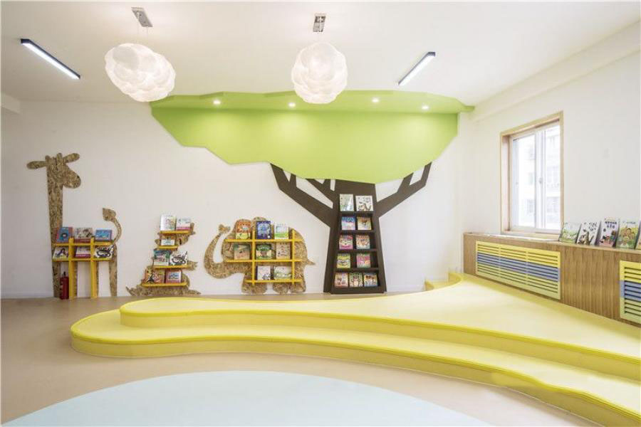 长沙幼儿园装修设计