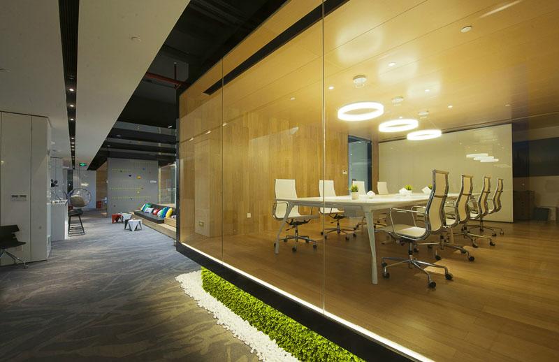 长沙办公室装修改造