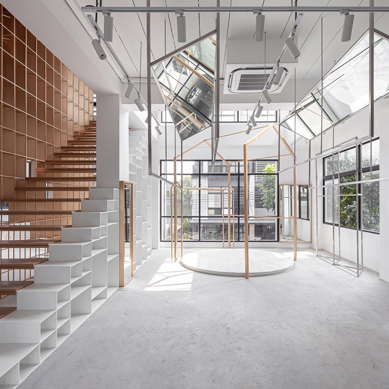 长沙办公室装修设计与长沙店铺设计装修企业动态办公室设计哪些风格更值得选择,怎样装修办公室才漂亮