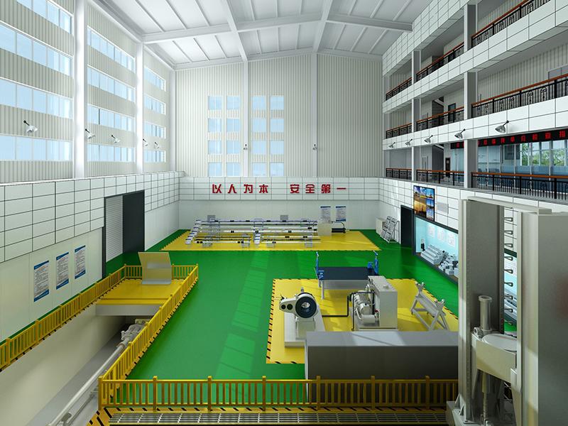 长沙办公室装修设计与长沙店铺设计装修行业动态长沙厂房装修设计,如何合理的厂房空间布局